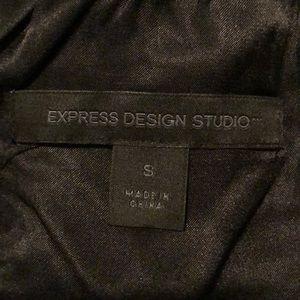 Express Tops - Halter dress top